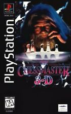 the Chessmaster 3D ps playstation 1/2/3 D 4000 long box