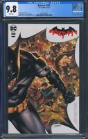 Batman 100 (DC) CGC 9.8 White Pages 1st cameo appearance of Ghost-Maker
