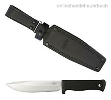 FÄLLKNIVEN A1 LEATHER  Messer Outdoor Survival