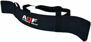 AQF Bicep Isolator Blaster Barbell Bar Weight Lifting Arm Training Bomber Curl