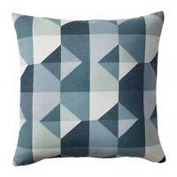 Cushion cover SVARTHO Green/blue 50 x 50 cm Original Item with tags
