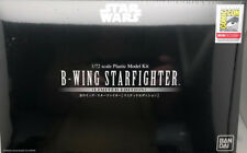 Bandai Star Wars B-Wing Starfighter 1/72 Plastic Model Kit - SDCC Exclusive 2018