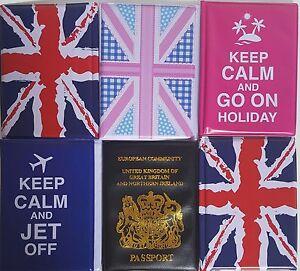 Passport Holder UK And European Passport Cover United Kingdom Of Great Britain