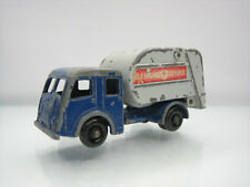 Diecast Lesney Matchbox Tippax Refuse Collector No.15 Blue Good Condition