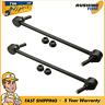 2 Front Stabilizer Sway Bar End Link for Buick Chevrolet Pontiac Saab