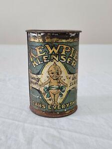 Kewpie Klenser Polishing & Cleaning Product Tin made in Australia
