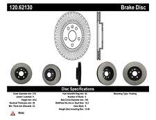StopTech Disc Brake Premium Rotor for 2010 - 2019 Chevrolet Cruze / Sonic / Volt