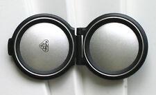 Rolleiflex Fit Bayonet 3 Metal Silver Lens Cap - BRAND NEW