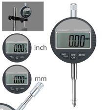 0 254mm1 Digital Probe Range 001mm00005 Dial Indicator Clock Gauge