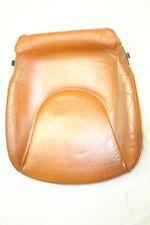 SMART FORTWO 450 rivestimento Cuscino cuscini sedile in pelle marrone #30