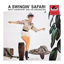 a Swingin' Safari Bert Kaempfert Audio CD