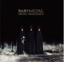 BABYMETAL / Metal Resistance CD + DVD Mini LP 2016 L/E Japan