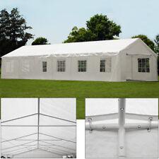 DEUBA® Partyzelt Festzelt  6x12m Pavillon Festzelt Carport Bierzelt Gartenzelt