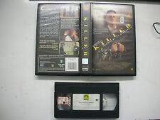 KILLER DIARIO DI UN ASSASSINO 1996 VHS italiano
