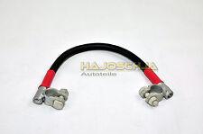 Battery connection cable with pole terminals pole bridges 24 V 35 mm²