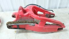 06 Honda CBR600RR CBR 600 CBR600 RR swing arm swingarm and drive chain