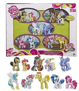 My Little Pony Friendship is Magic Mini Figure 10-Pack Pony Friends Forever