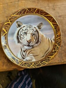 Royal Doulton, Lord of the sunrise, Franklin Mint limited edition Plate