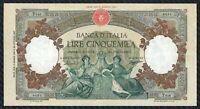 Banconota 5000 Lire Repubbliche Marinare 04 / 05 / 1959  SPL
