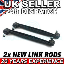 PEUGEOT 306 front  PLASTIC COMPOSITE anti roll bar link rods x 2