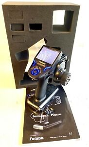 Futaba 4PX rc car radio With Receiver Protek Trans case foam & instructions