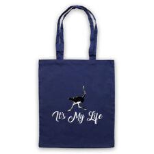 Blue Ostrich Bags & Handbags for Women