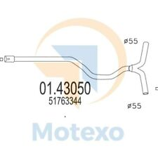MTS 01.43050 Exhaust ALFA ROMEO 159 2.4 JTDM 20V TD 200bhp 09/05 -