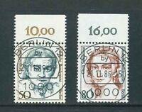 Berlin Mi-Nr. 770-771 Oberrand zentrisch gestempelt Berlin 12