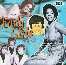 NEW Early Girls Volume 3 (Audio CD)