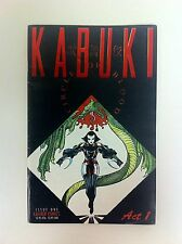 Kabuki Circle of Blood Act 1 Caliber Press 1995 - (#F - 94)