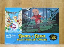 BIANCA E BERNIE NELLA TERRA DEI CANGURI fotobusta poster Walt Disney AM25