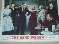 "Fred Astaire ""The Band Wagon"" Lobby Cards..5 Total"