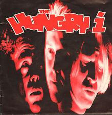 "HUNGRY I - Does It Feel Good (1995 VINYL EP 7"" DUTCH GARAGE/PUNK)"