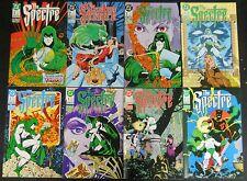 SPECTRE 1987 # 1 TO 31+ THE ANNUAL NM-- NUDITY PANELS,BATMAN,DEADMAN