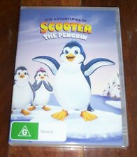 The Adventures of Scooter the Penguin - NEW / SEALED - ALL REGIONS