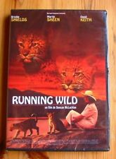 DVD RUNNING WILD - Brooke SHIELDS / Martin SHEEN - NEUF