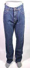 X6-47 Wrangler Texas Hommes Jean stretch bleu w31 l34 Straight Regular Zip NEUF