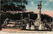 CPA Espagne San Sebastian - Monuments del Centenario, Grand Casino (282783)