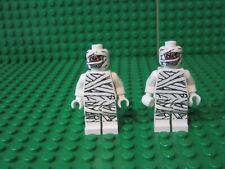 Lot of 2 LEGO MONSTER FIGHTERS Minifigures MUMMY 9462 minifigs