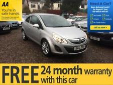 Corsa 3 Doors 50,000 to 74,999 miles Vehicle Mileage Cars