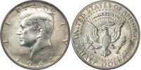 1964 Kennedy Half Dollar Circulated (90% Silver)