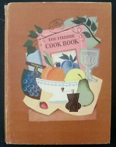Vintage 1949 The Fireside James Beard Cook Book