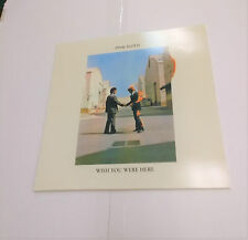 PINK FLOYD Wish You Were Here 1995 Picture Disc OOP RARE Vinyl Record Album