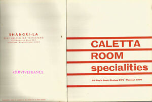 MN294 - Menú Precio Galetta Ambientador Chelsea