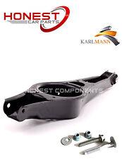 VW PASSAT GOLF MK5 MK6 EOS JETTA POSTERIORE INFERIORE SOSPENSIONE CONTROL ARM & BULLONI NUOVI