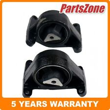 2x Engine Motor Mount Fit for Jeep Grand Cherokee WJ 99-05 4.7L L R Auto Manual