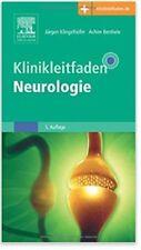 Klinikleitfaden Neurologie: Mit Zugang zur Medizinwelt, NEU/OVP