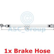APEC BRAKING 305mm Scheibe Bremssattel flexibel GUMMISCHLAUCH hos4133
