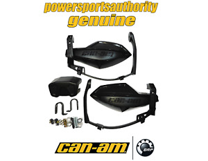 2012-2021 Can-Am Outlander Renegade OEM Left/Right Hand Guard Black C90