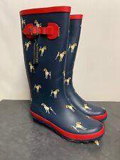 Henry Ferrera Manchester Women's Water-Resistant Rain Boots